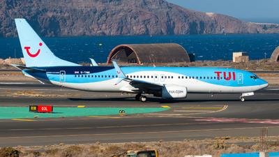 A picture of GTAWI - Boeing 7378K5 - TUI fly - © Pablo Gonzalez de Leon