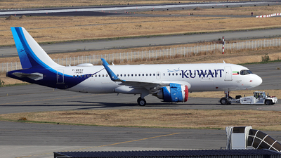 F-WWBJ - Airbus A320-251N - Kuwait Airways