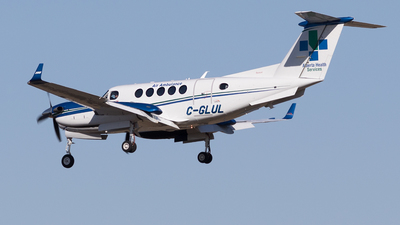 C-GLUL - Beechcraft B200GT Super King Air - Private