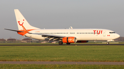 C-GOWG - Boeing 737-86J - TUI (Sunwing Airlines)