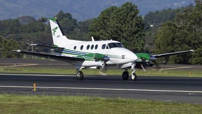 TG-FBG - Beechcraft C90 King Air - Private
