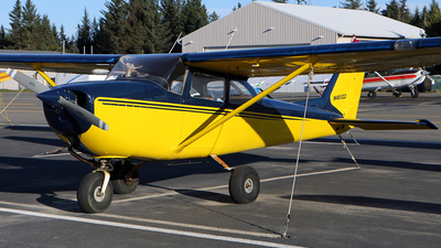 N46122 - Cessna 172I Skyhawk - Private