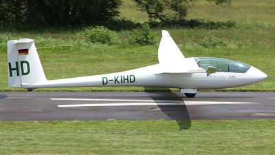 D-KIHD - Schempp-Hirth Ventus - Private