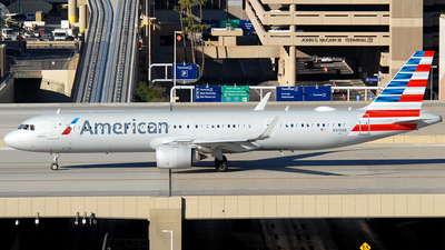 N419AN - Airbus A321-253NX - American Airlines