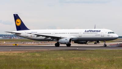 D-AISX - Airbus A321-231 - Lufthansa