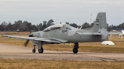 A-112 - Embraer EMB-312 Tucano - Argentina - Air Force