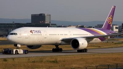 HS-TKU - Boeing 777-3D7(ER) - Thai Airways International