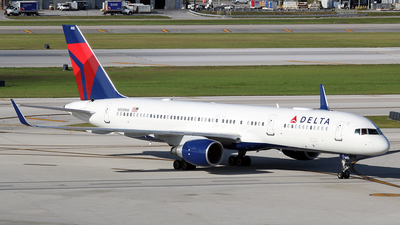 N555NW - Boeing 757-251 - Delta Air Lines