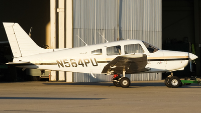 A picture of N564PU - Piper PA28161 - [2842169] - © subing27