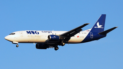 S5-ABV - Boeing 737-4K5(SF) - MNG Airlines