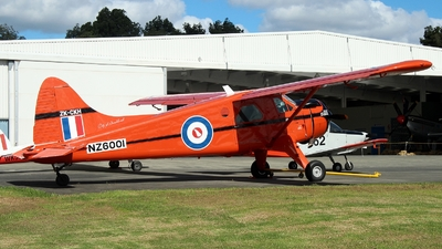 ZK-CKH - De Havilland Canada DHC-2 Mk.I Beaver - Private