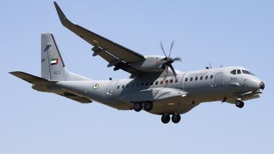 823 - Airbus C295W - United Arab Emirates - Abu Dhabi Amiri Flight