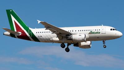 A picture of EIIMI - Airbus A319112 - Italia Trasporto Aereo - © Filippomartinix - RomeAviationSpotters