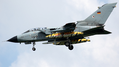 46-23 - Panavia Tornado ECR - Germany - Air Force