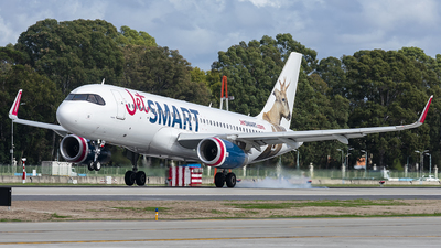 A picture of LVHEK - Airbus A320232 - JetSMART - © Cris.Spotter.mg