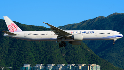 B-18053 - Boeing 777-309ER - China Airlines
