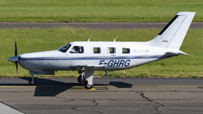 F-GHRG - Piper PA-46-310P Malibu - Private