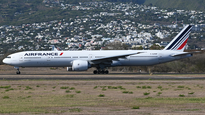 F-GZNP - Boeing 777-328ER - Air France