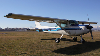 I-AVIV - Reims-Cessna F152 - Aero Club - Biella