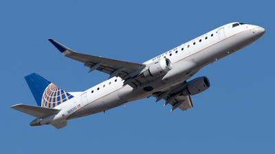 N88310 - Embraer 170-200LR - United Express (Mesa Airlines)