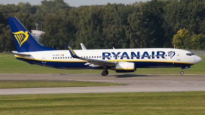A picture of EIDPD - Boeing 7378AS - Ryanair - © RobertLN