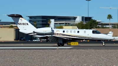 A picture of N918CW - Cessna 525C CitationJet CJ4 - [525C0228] - © Justin Lawrence