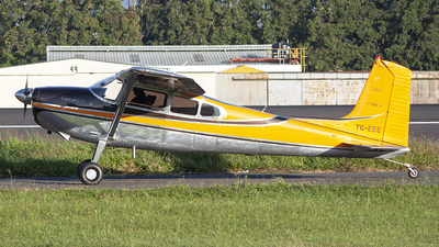 TG-EEE - Cessna 180J Skywagon - Private