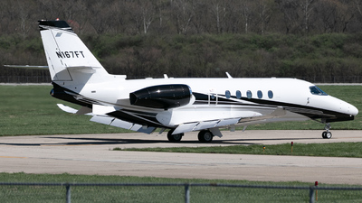 N167FT - Cessna Citation Latitude - Private