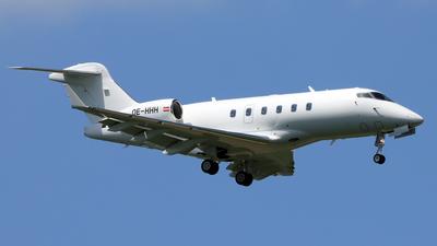 OE-HHH - Bombardier BD-100-1A10 Challenger 300 - Sparfell Luftfahrt