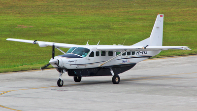 PK-VVS - Cessna 208B Grand Caravan - Susi Air