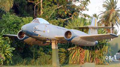 FAB4404 - Gloster Meteor F.8 - Brazil - Air Force