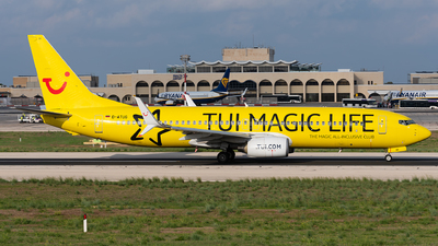 A picture of DATUG - Boeing 7378K5 - [34688] - © Jonathan Mifsud
