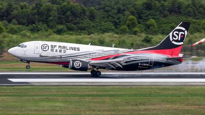 B-2958 - Boeing 737-3W0(SF) - SF Airlines