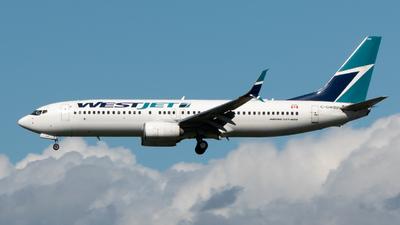 C-GWBU - Boeing 737-8CT - WestJet Airlines