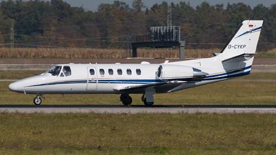 D-CYKP - Cessna 550B Citation Bravo - Stuttgarter Flugdienst (SFD)