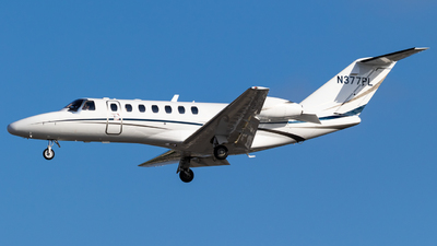 N377PL - Cessna 525 Citationjet CJ3 - Private