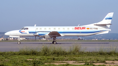 EC-FHB - Swearingen SA226-TC Metro II - Swiftair