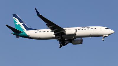 9V-MBB - Boeing 737-8 MAX - SilkAir
