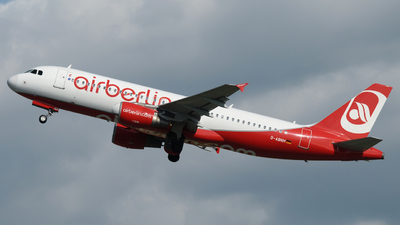 D-ABNH - Airbus A320-214 - Air Berlin