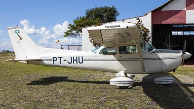 PT-JHU - Cessna 172M Skyhawk - Private