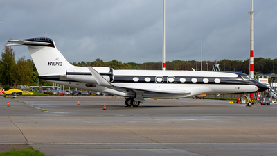 N19HS - Gulfstream G650ER - Private