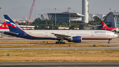 A picture of VPBGB - Boeing 7773M0(ER) - Aeroflot - © Kevin_Lin