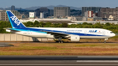 A picture of JA704A - Boeing 777281 - [27035] - © S Waki