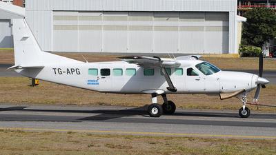 TG-APG - Cessna 208B Grand Caravan - Aero Ruta Maya