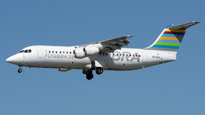 SE-DSZ - British Aerospace Avro RJ100 - Braathens Regional