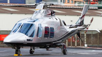 G-RAYN - Agusta-Westland AW-109SP GrandNew - East Midlands Helicopters