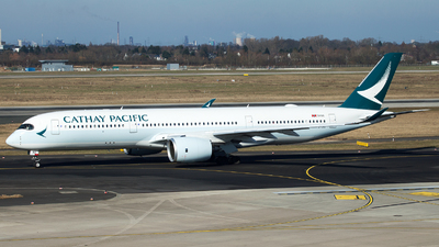 B-LRX - Airbus A350-941 - Cathay Pacific Airways