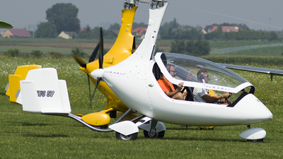 OK-XWC57 - AutoGyro Europe Calidus - Private