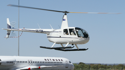 VH-YDK - Robinson R44 Clipper II - Private