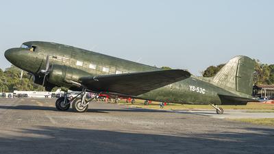 YS-53C - Douglas C-47A Skytrain - Private